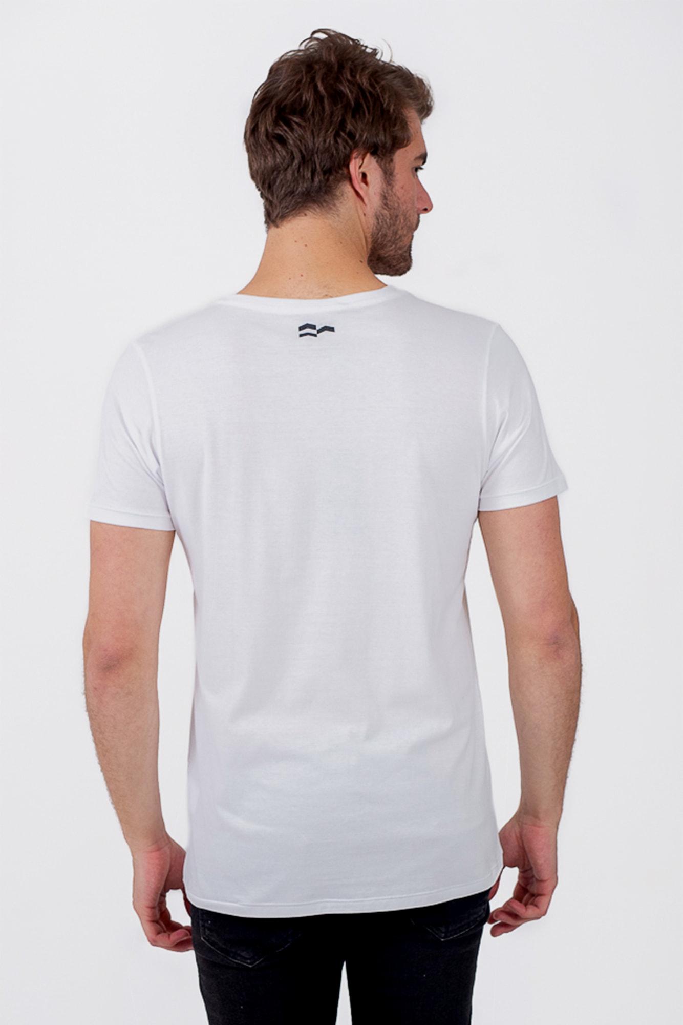 Camiseta Determination Branca