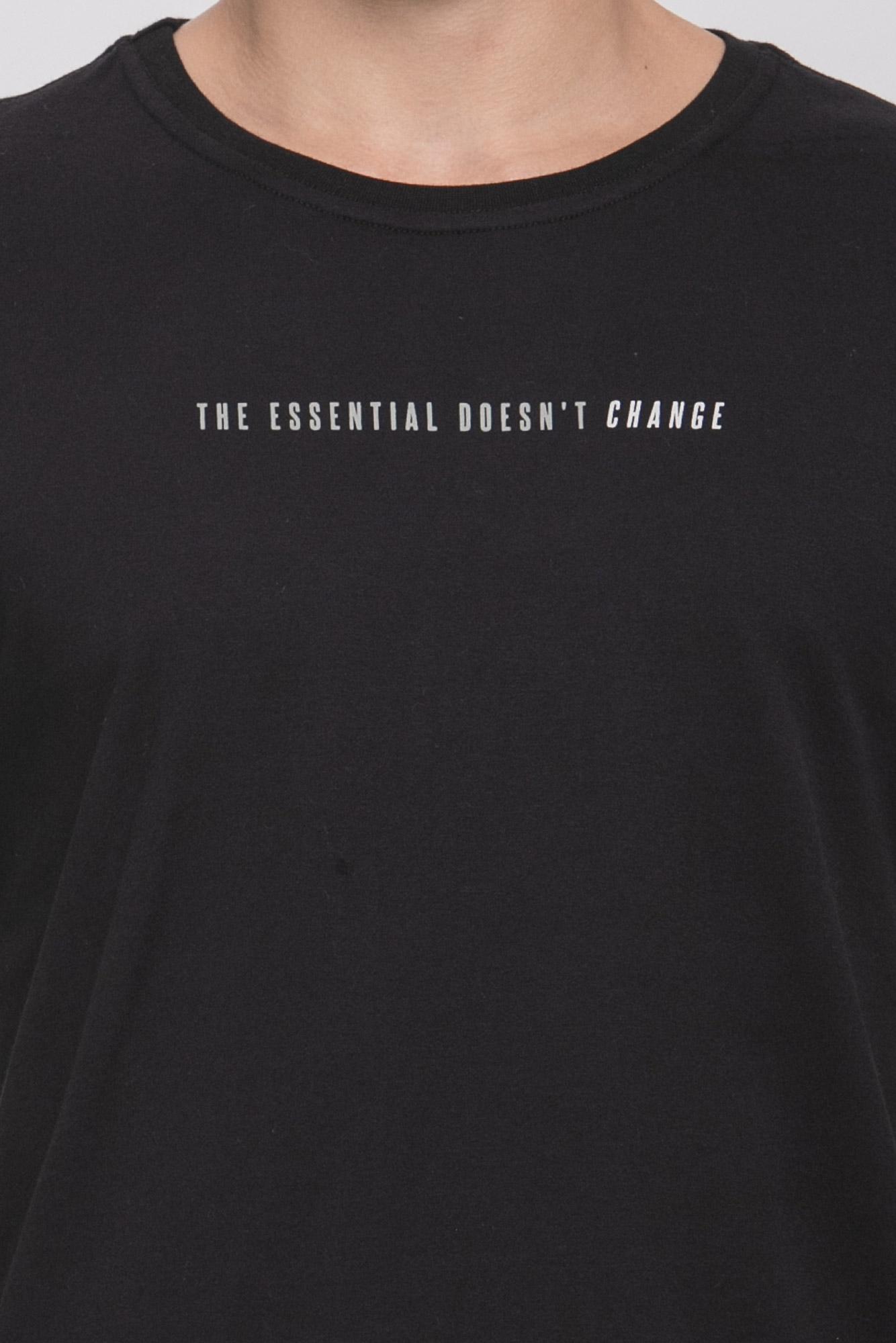 Camiseta Doesnt Change Preta
