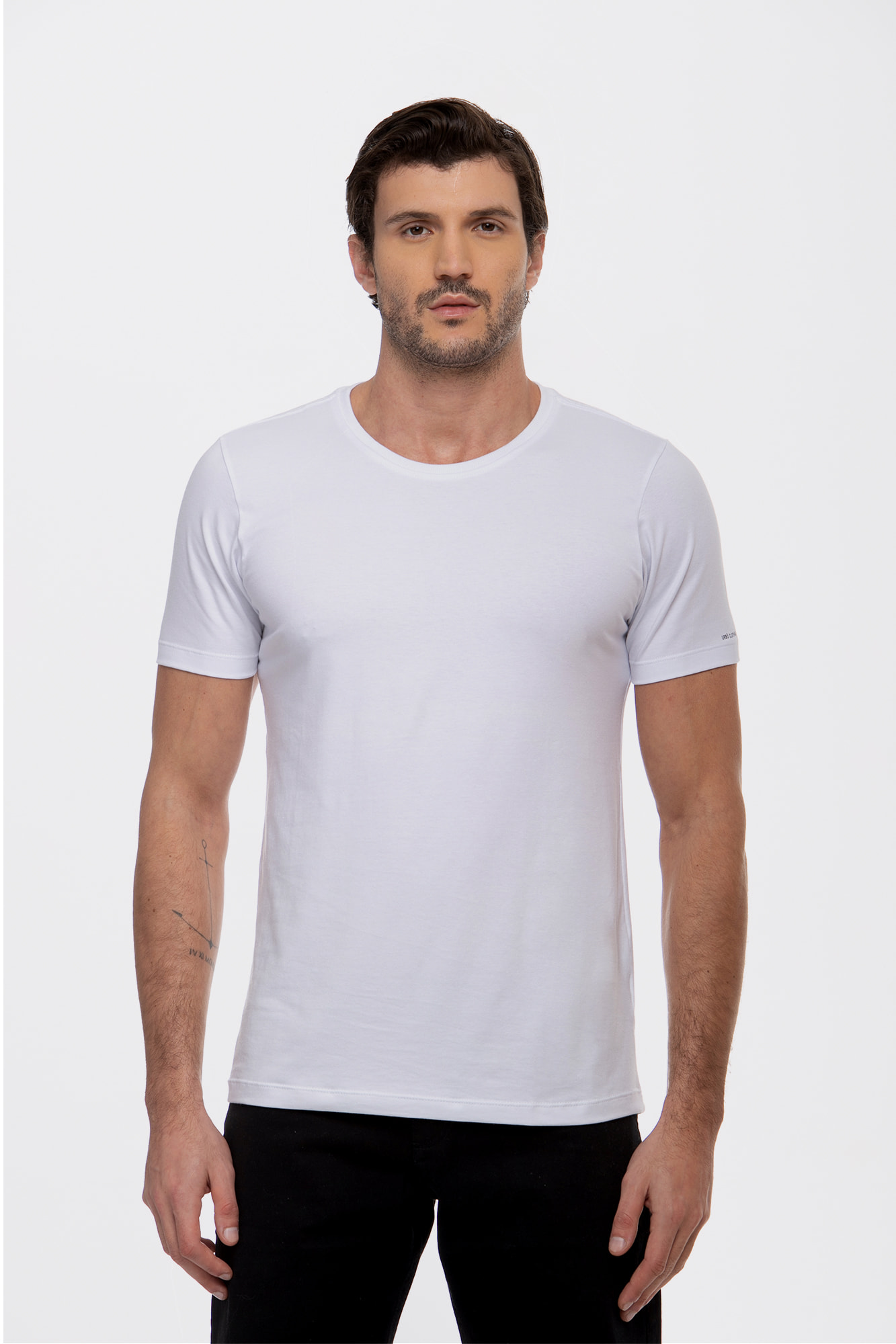 Camiseta Essential Branca