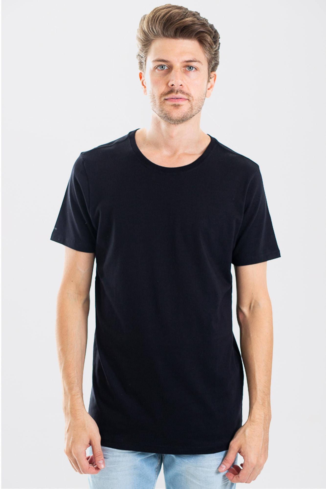 Camiseta Essential Preta