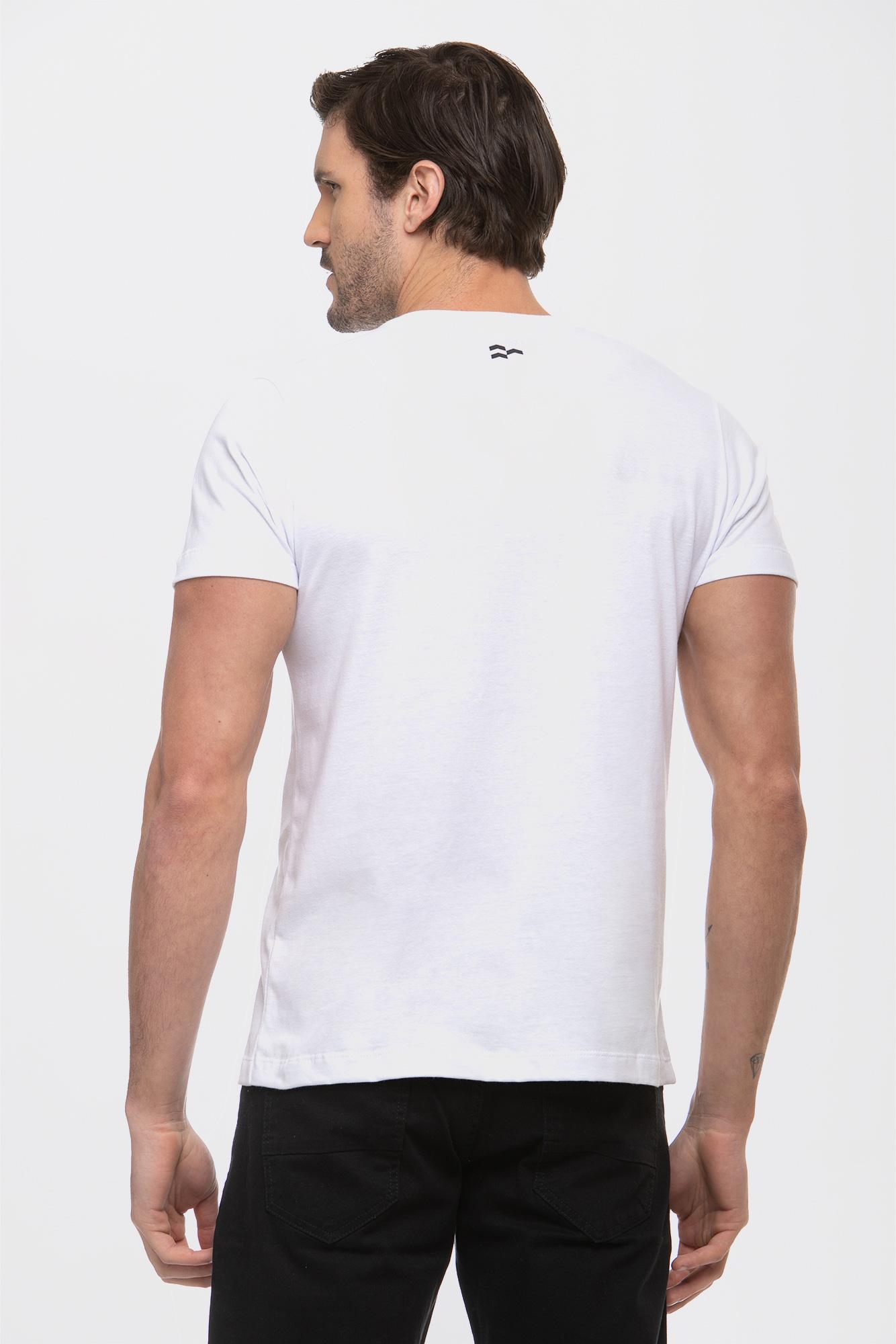 Camiseta Feeling Branco