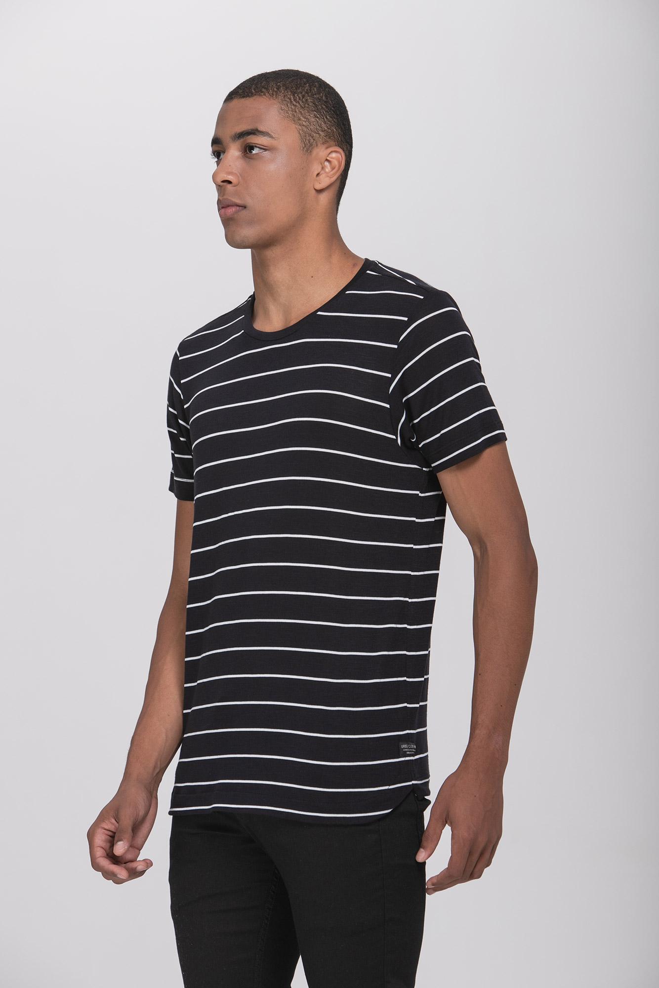 Camiseta Listrado Stripes