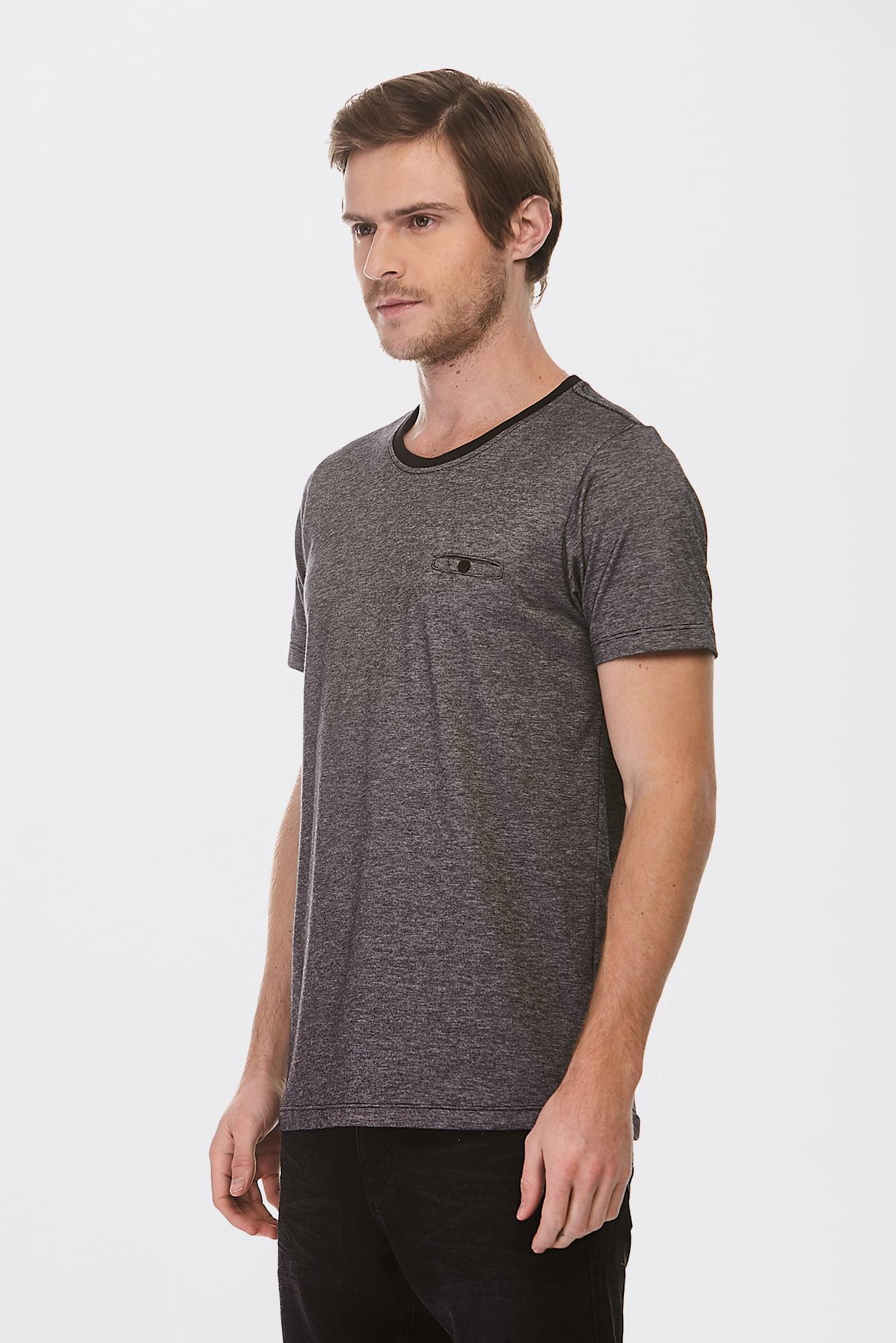 Camiseta Metropolitan Preta
