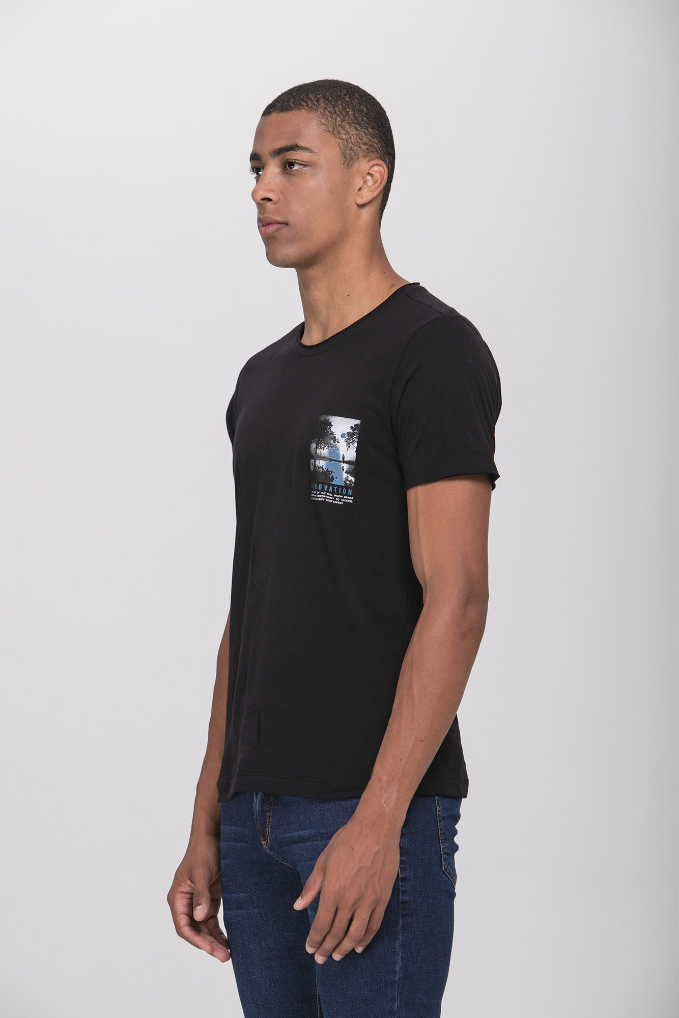 Camiseta Renovation Black