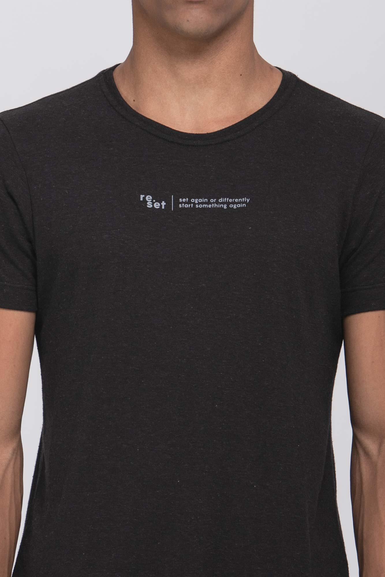 Camiseta Reset