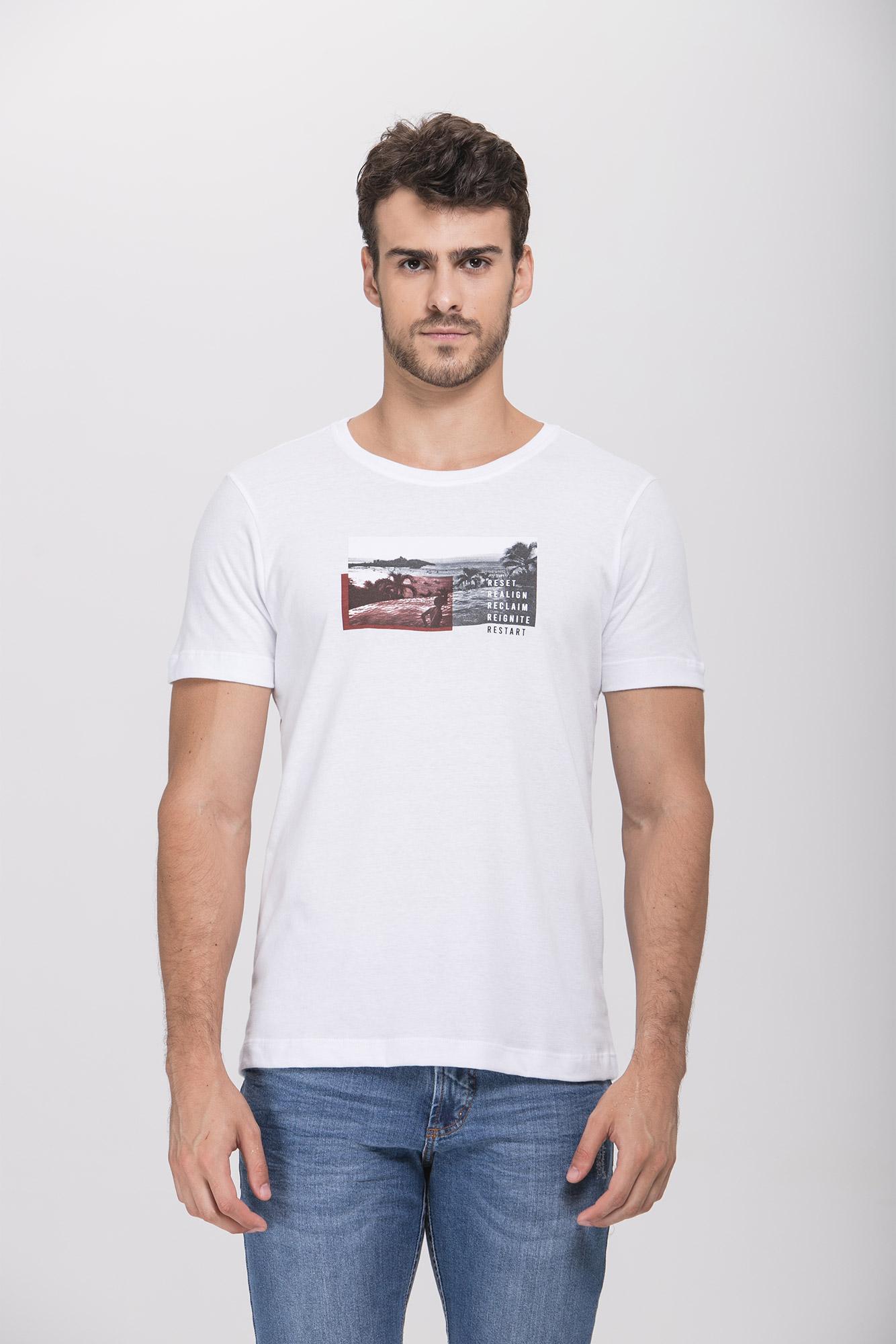 Camiseta Restart