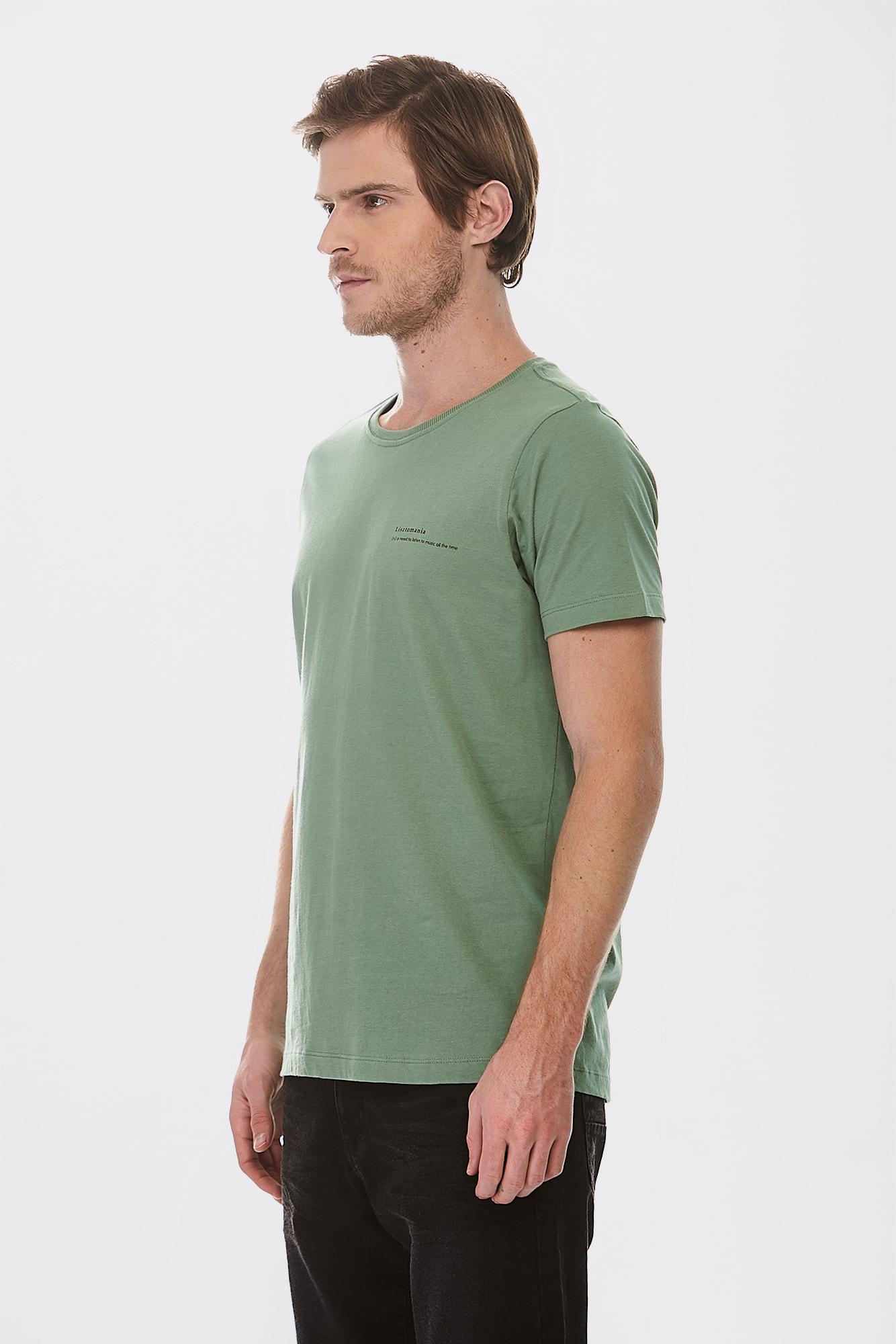 Camiseta Retrô Verde