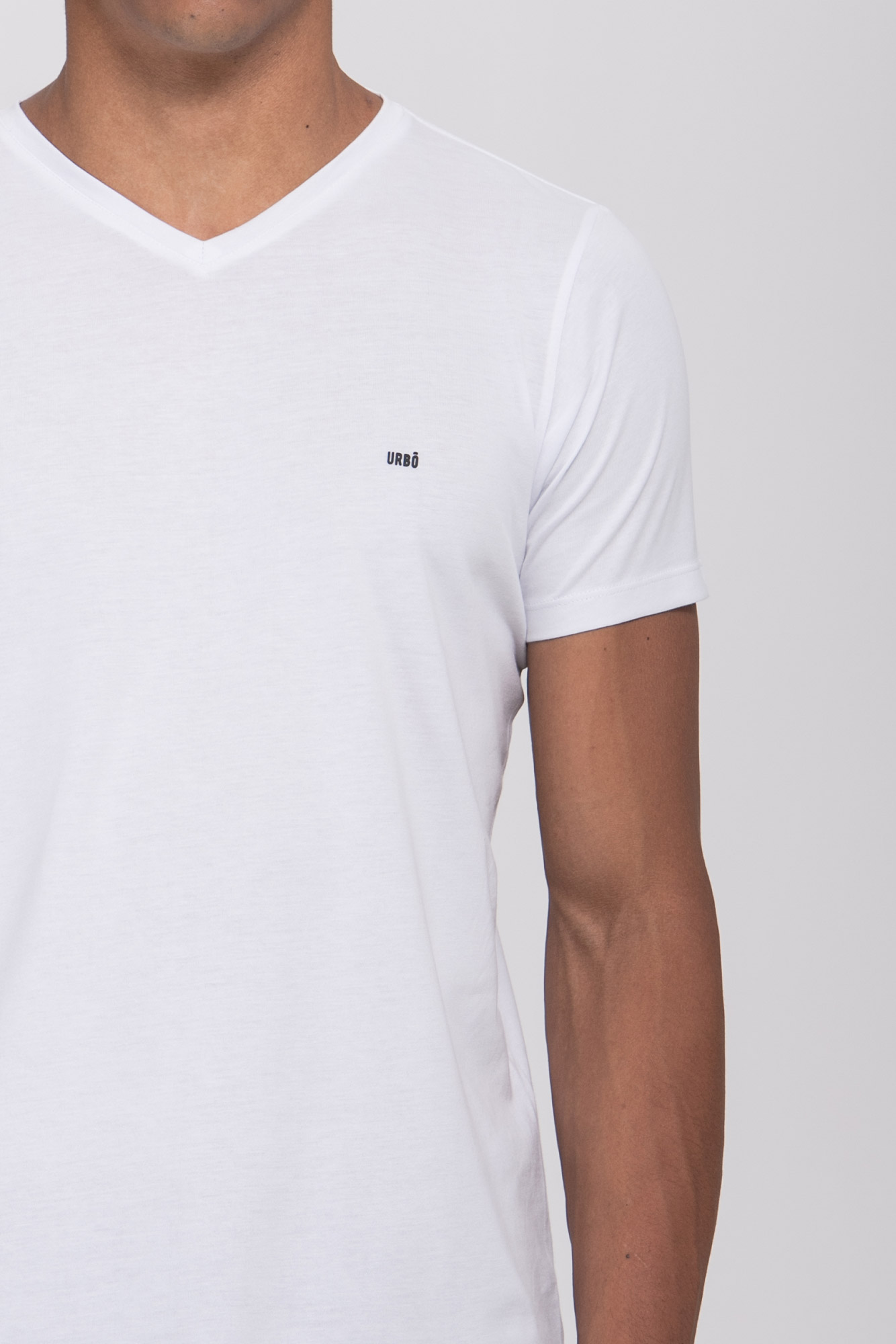 Camiseta Egypt Simple V Branca