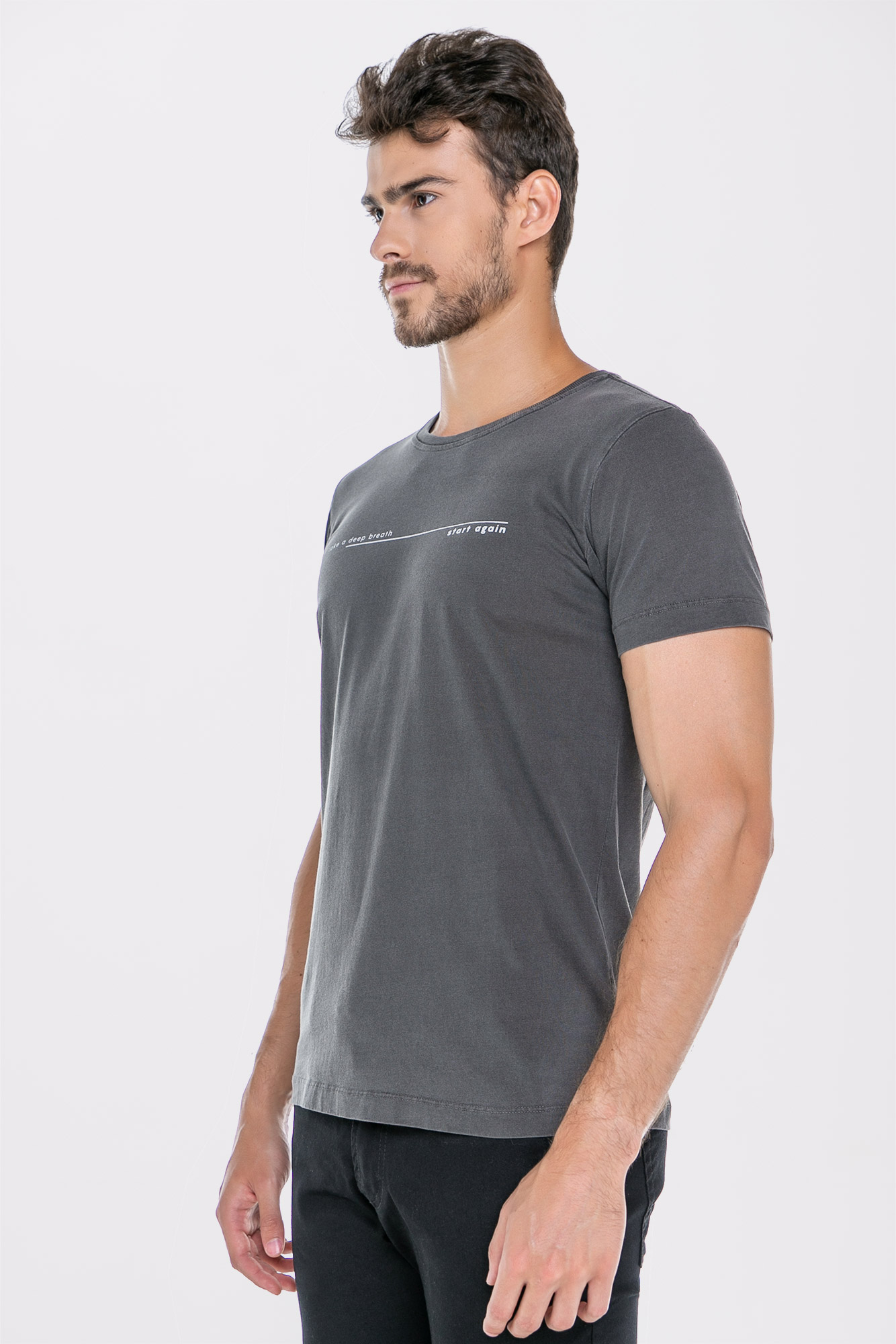 Camiseta Start Again