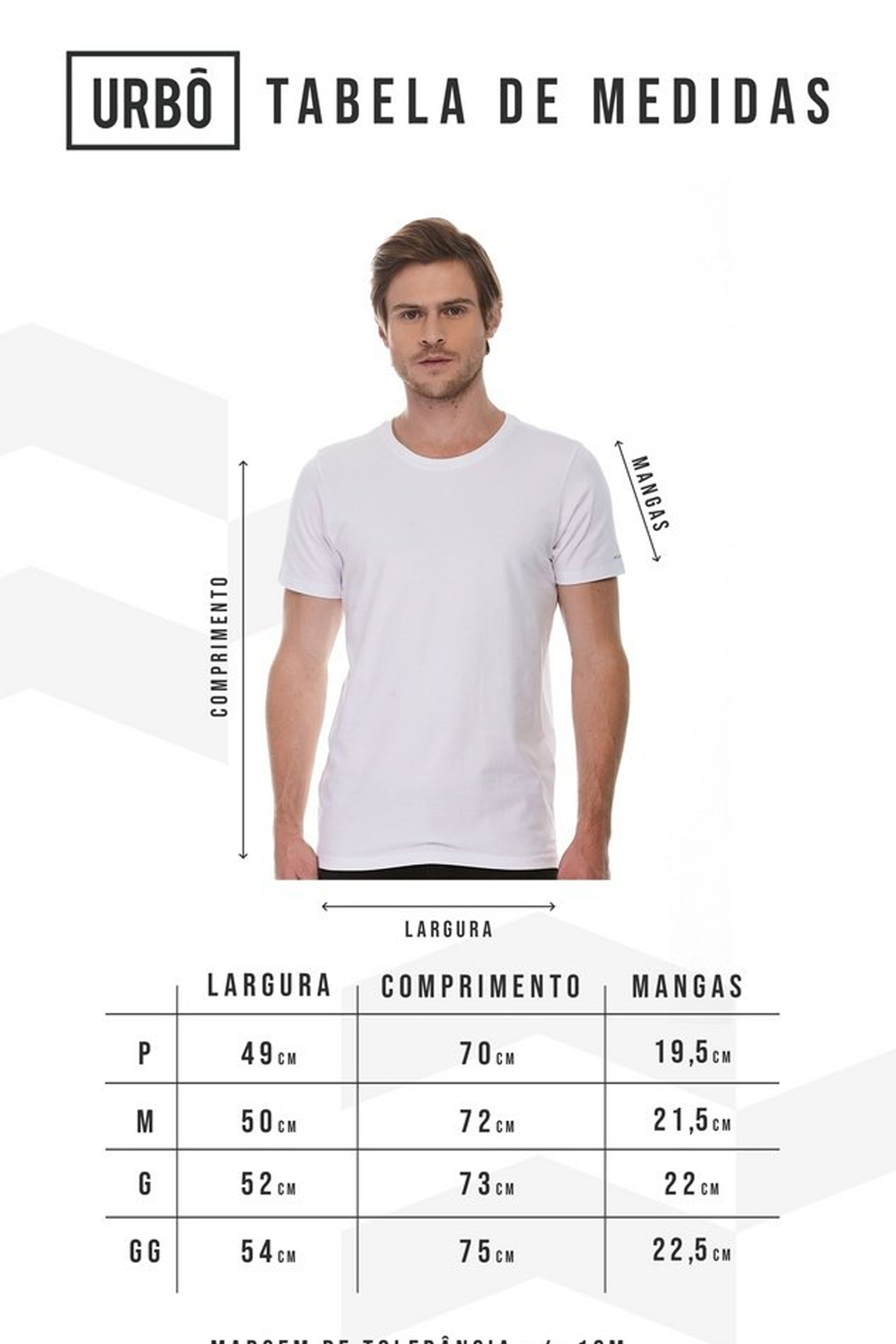 Camiseta Thin Line Black