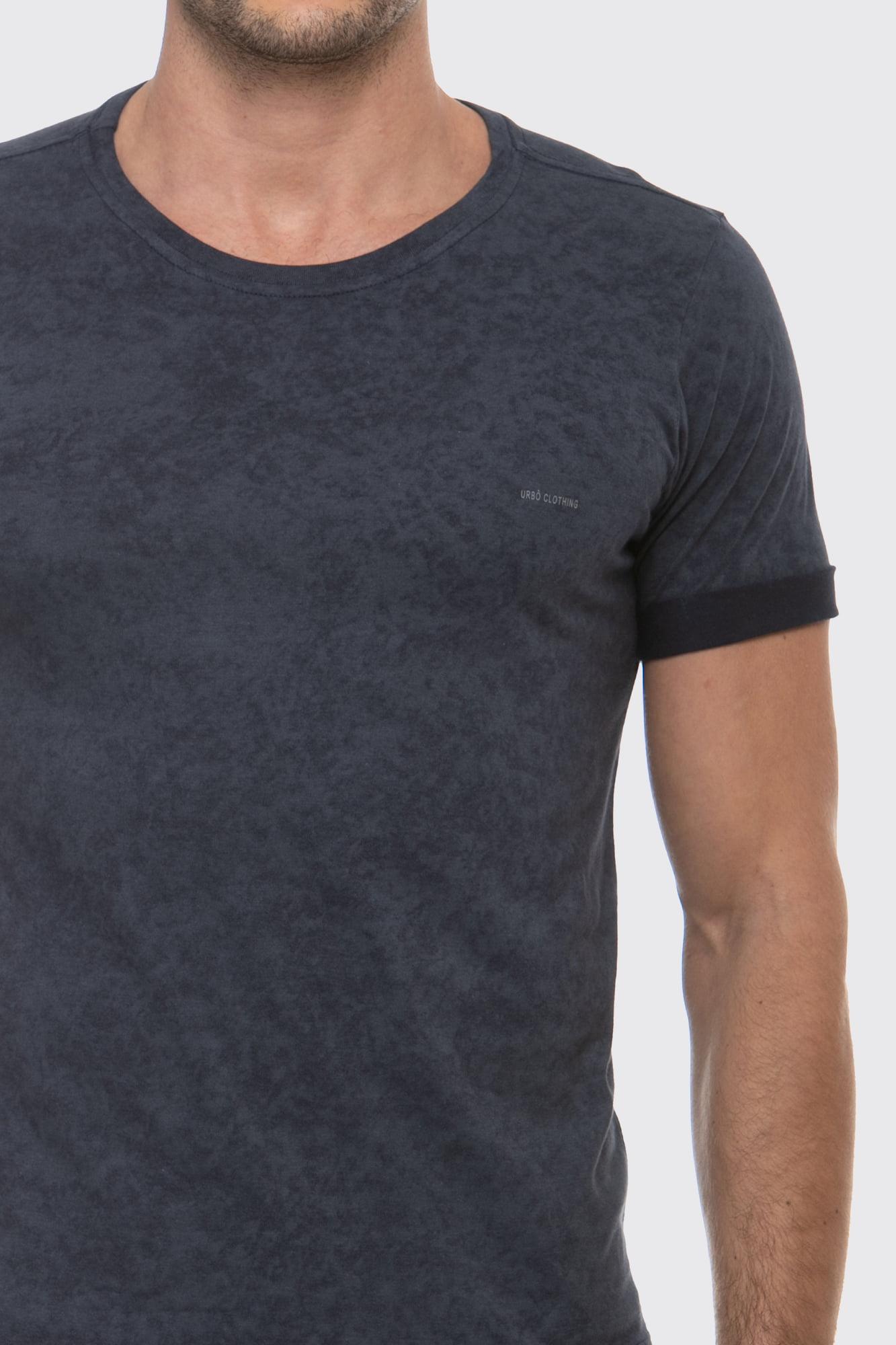 Camiseta Washed Blue