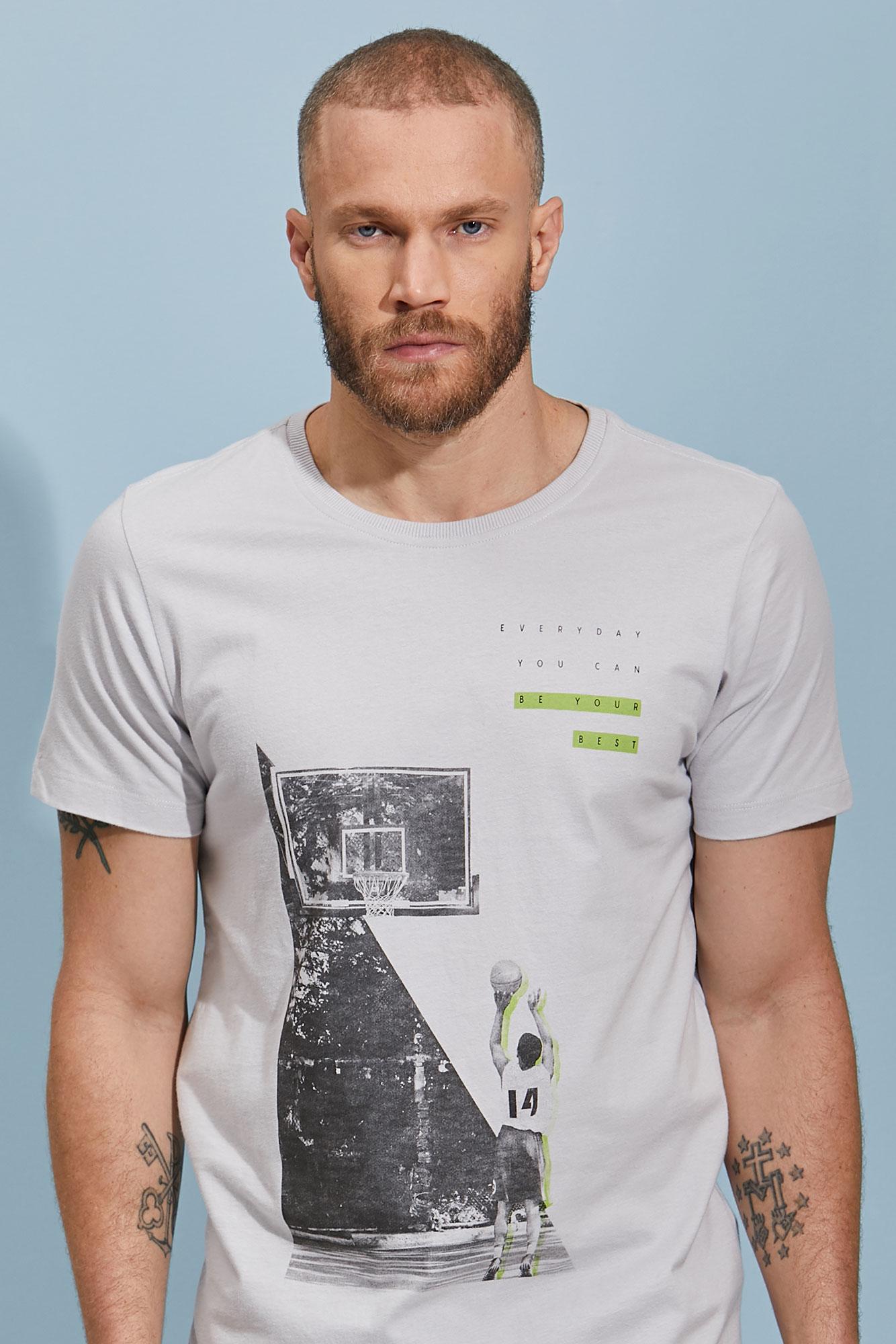 Camiseta Your Best