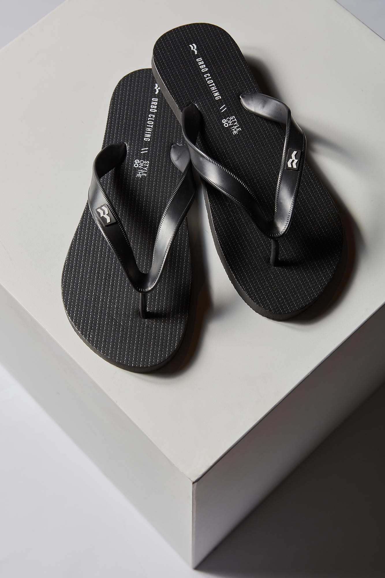 Chinelo Basic Black
