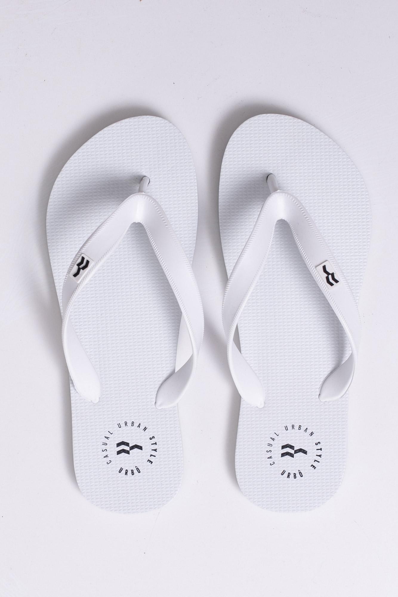 Chinelo Basic White