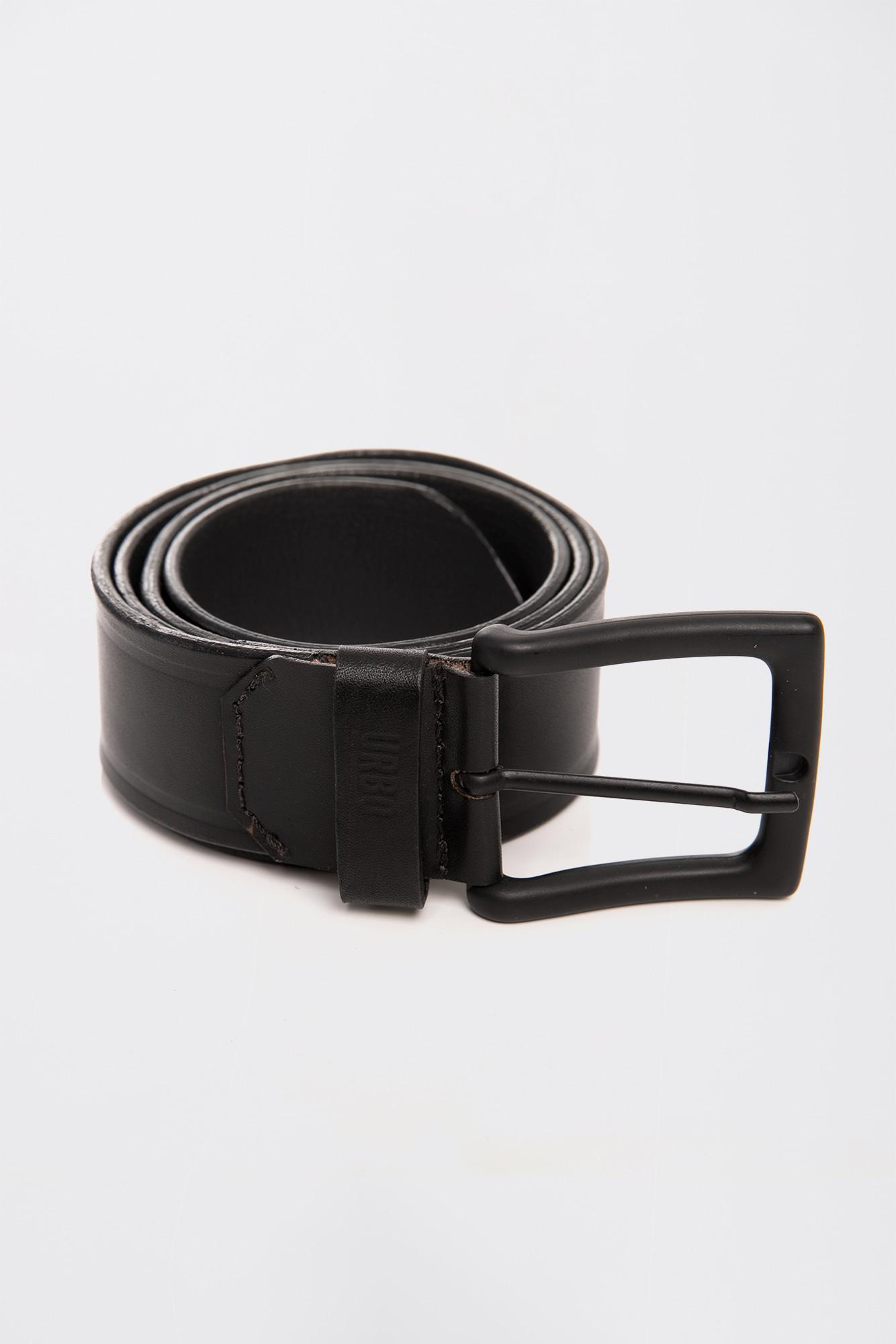 Cinto Leather Black
