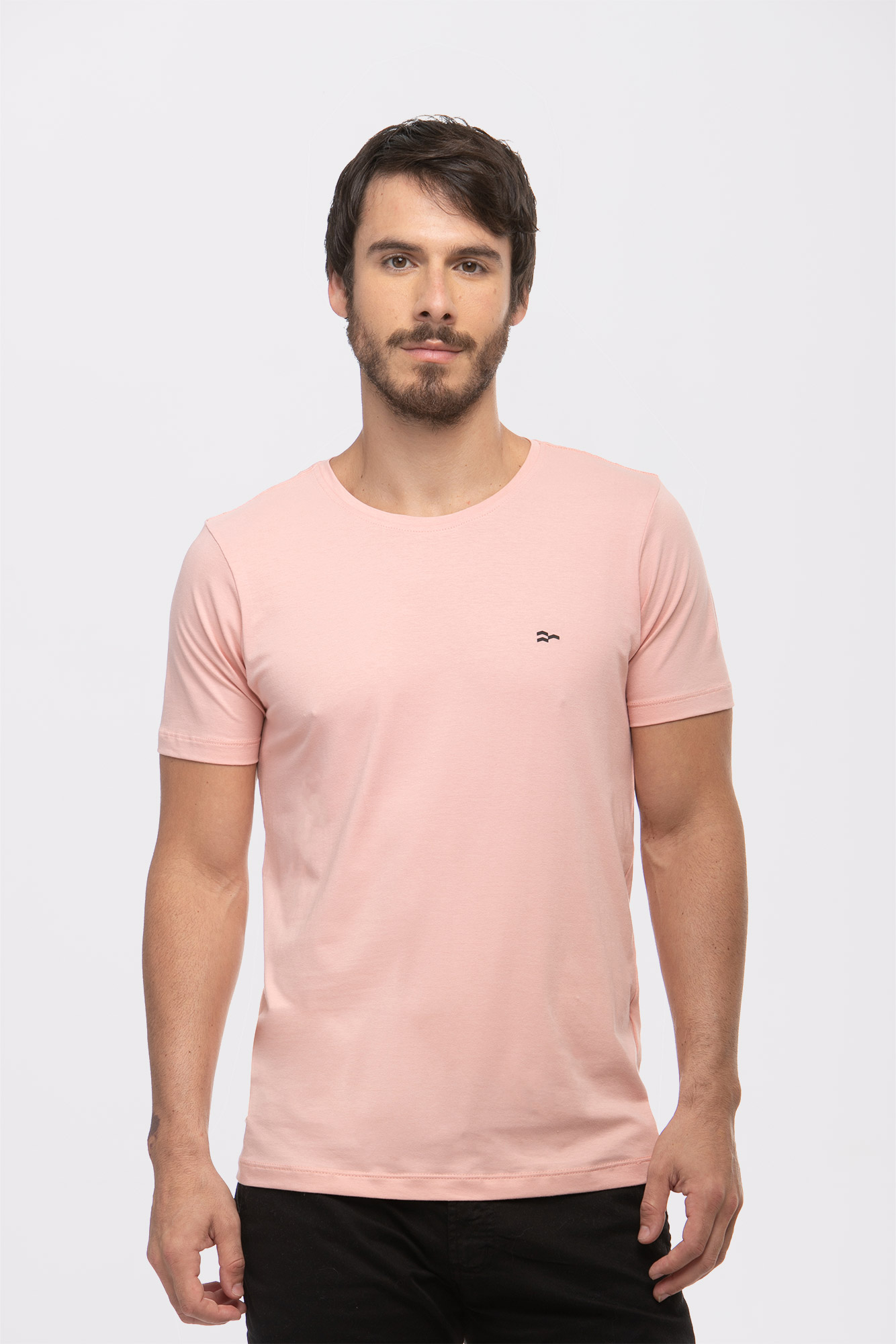 Camiseta Basic Egypt Salmão