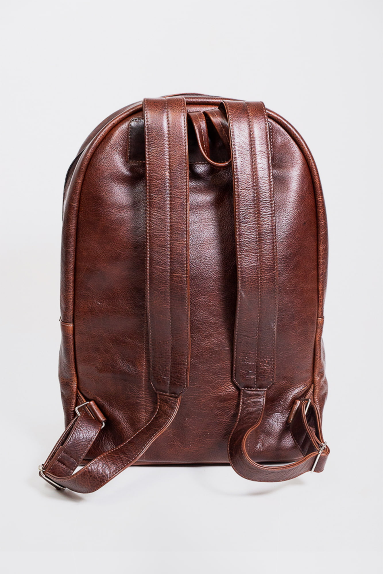 Mochila Urbô Leather Milano Brown