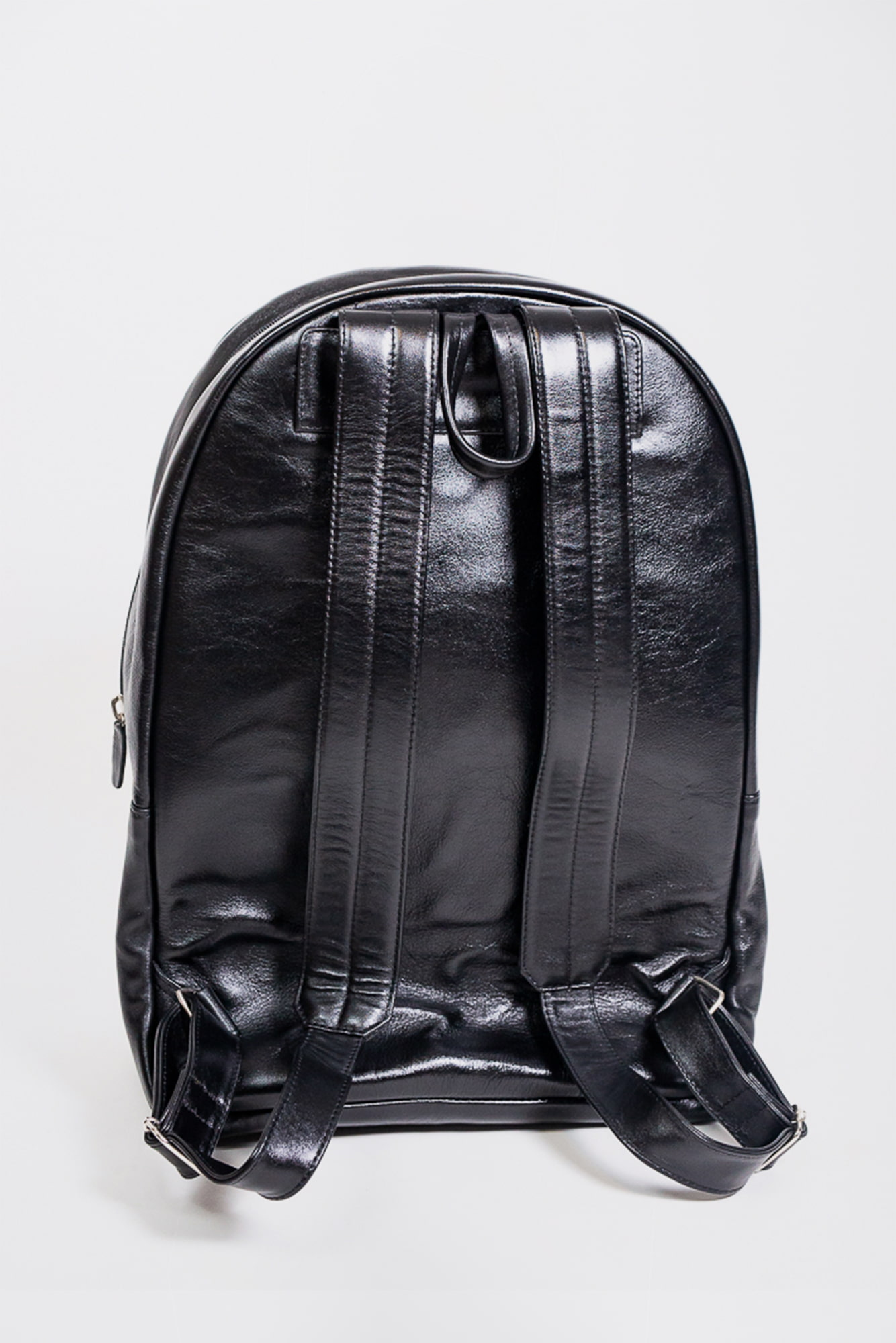 Mochila Urbô Leather Paris Black