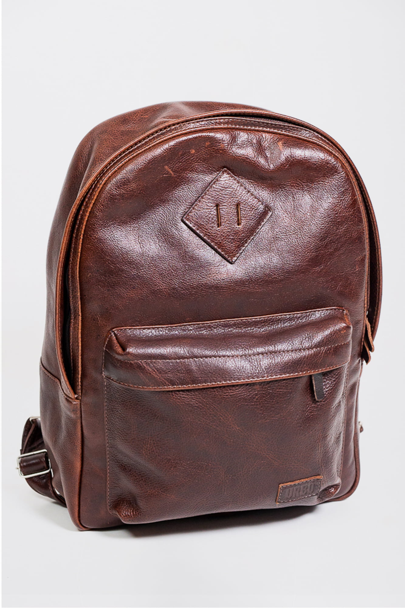 Mochila Urbô Leather Paris Brown