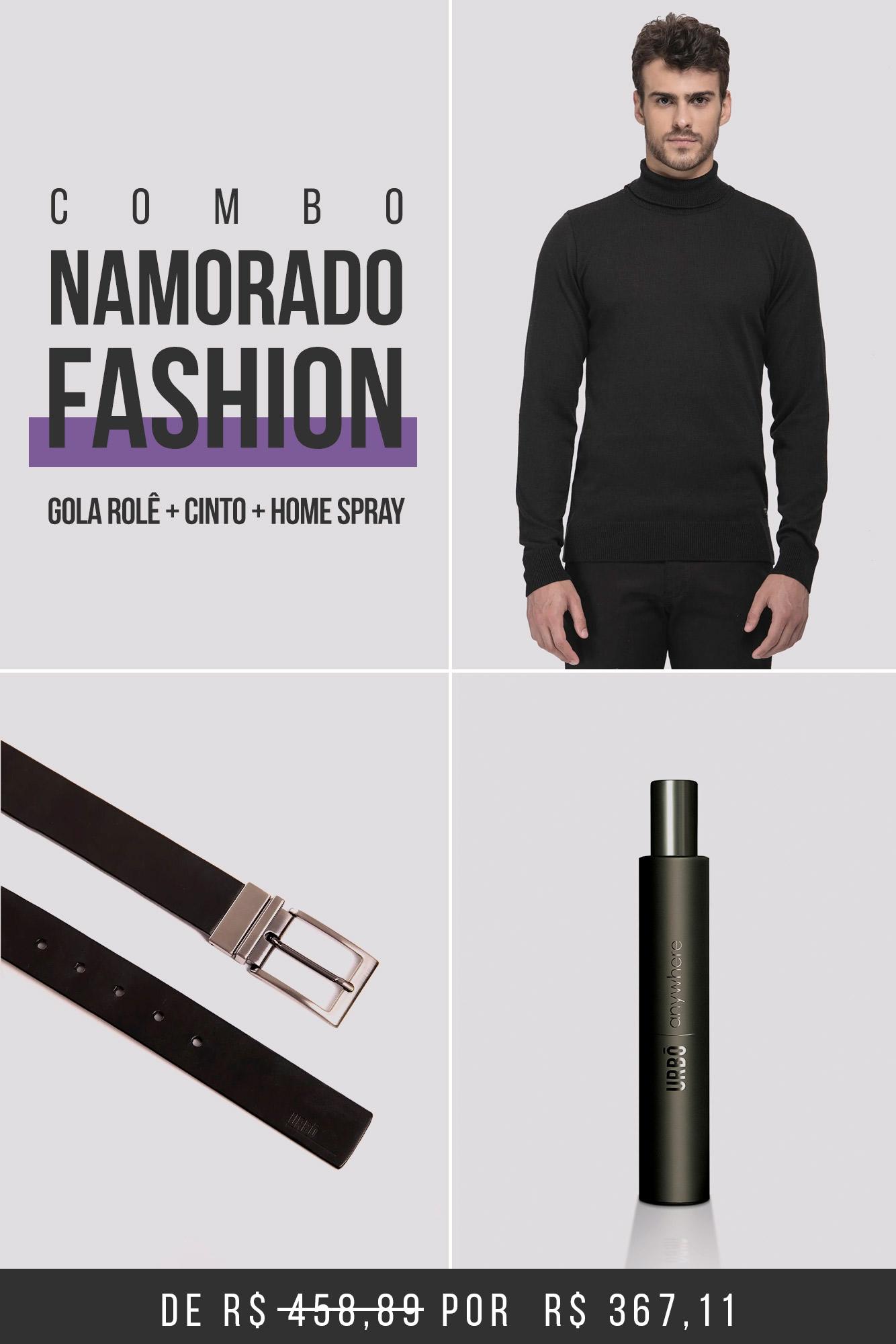 Namorado Fashion #1
