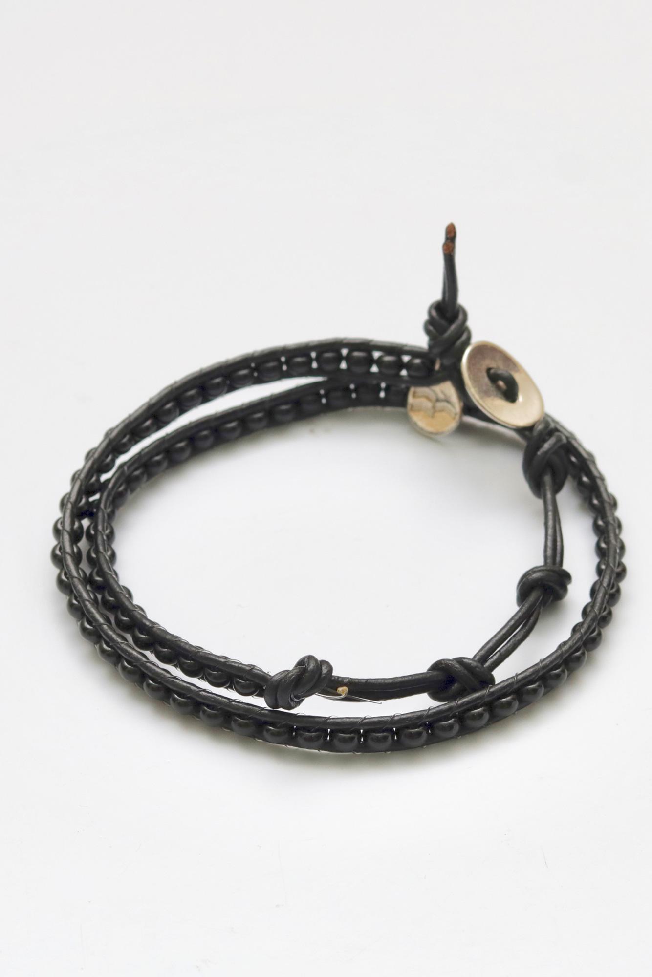 Pulseira Urbô Black Pearl