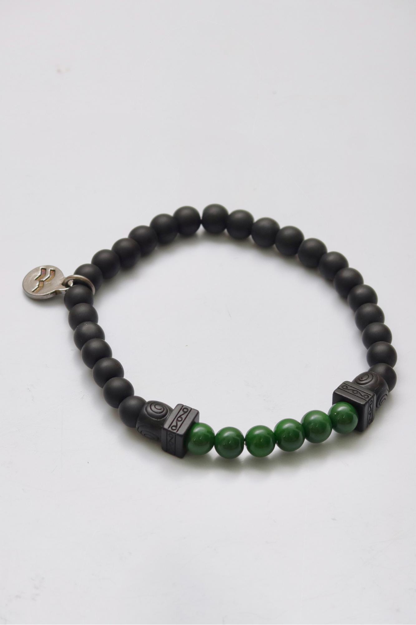 Pulseira Urbô Green Stone