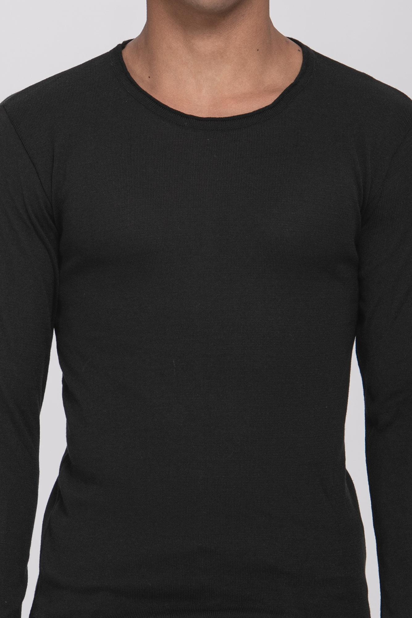 Suéter New Fine Black