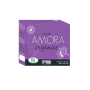 Chá de Amora Organico Sachê 10x 1g - Campo Verde