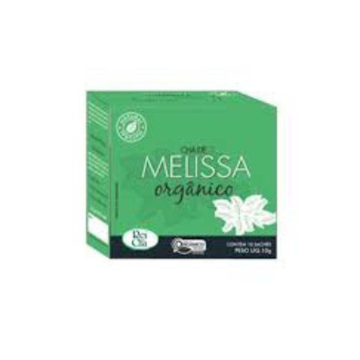 Chá de Melissa Organico 10 x 10g - Campo Verde