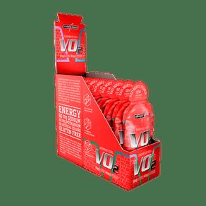 Energy Gel VO2 Frutas Vermelhas cx. 10 x 30g - Integralmedica