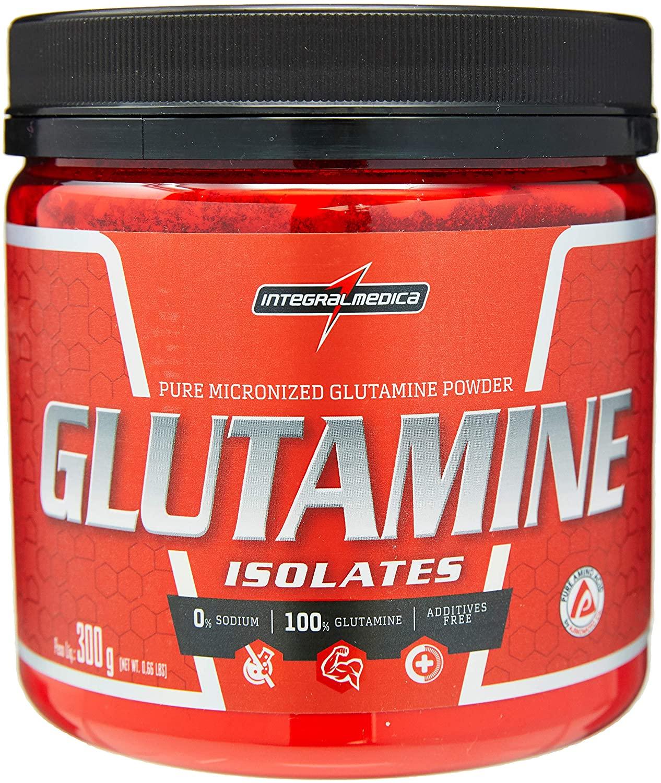 Glutamina Isolada Pote 300g - Integralmedica