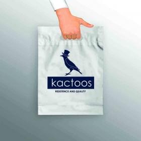 kit 20 un Sacola Kactoos