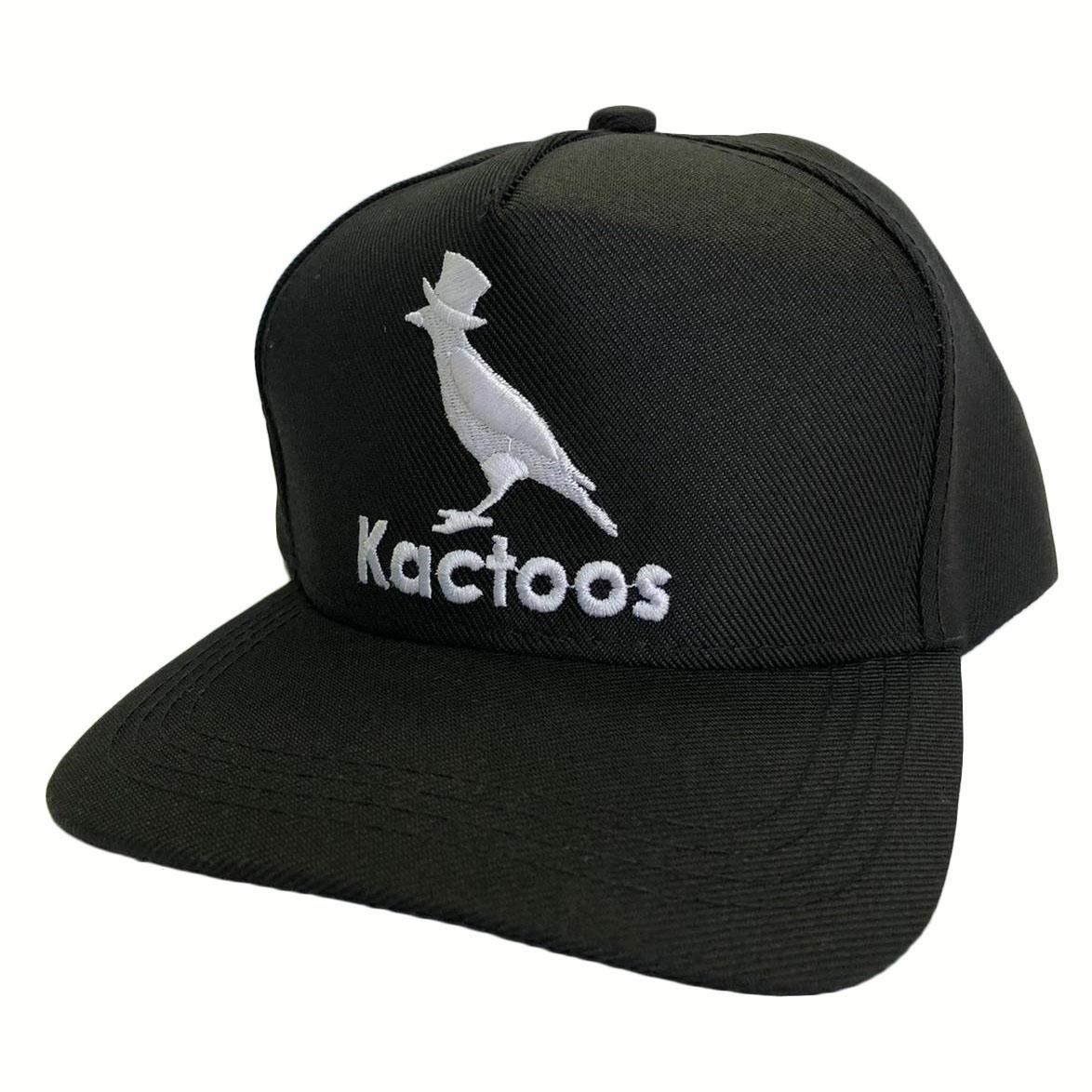Boné Preto  - Kactoos