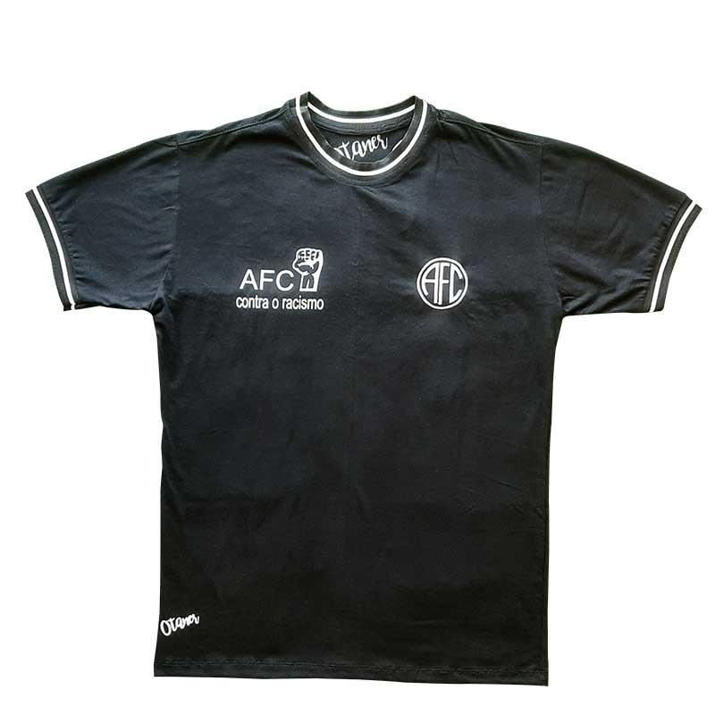 Camisa AFC Contra o Racismo