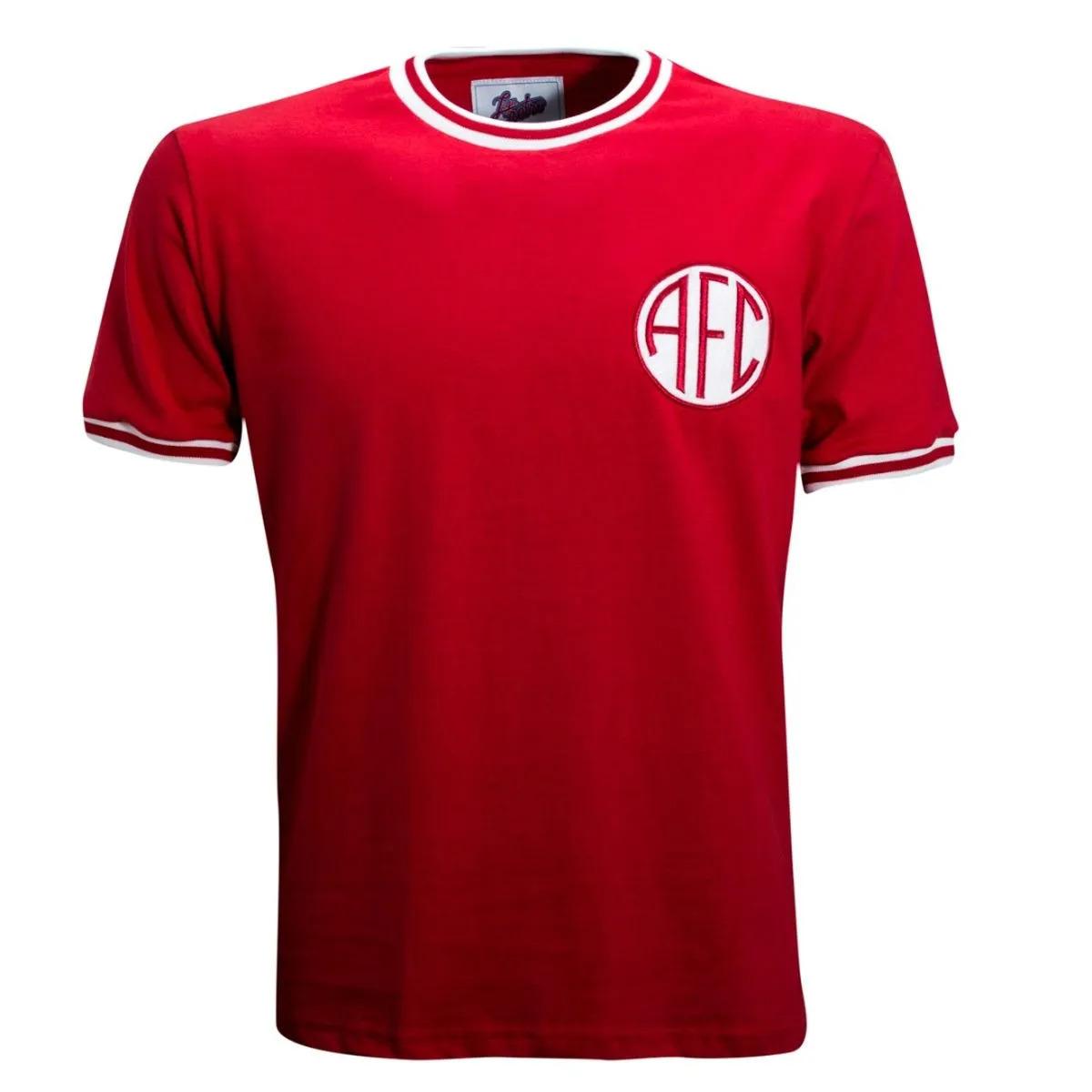 Camisa America Retrô 1974