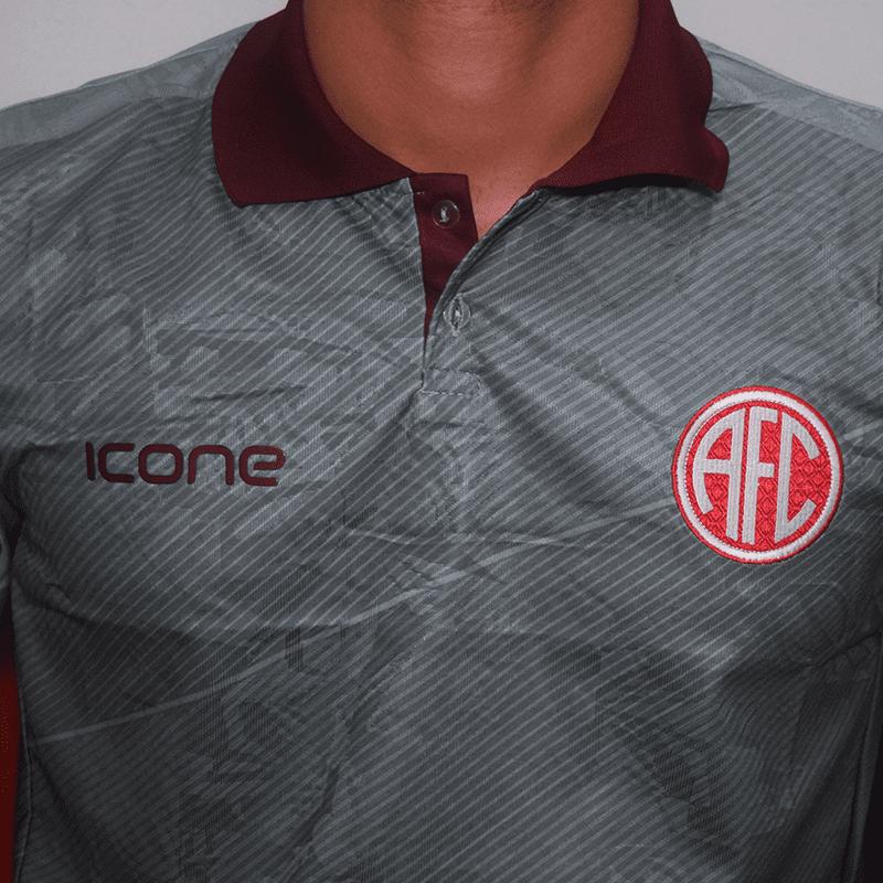 Camisa Polo de Viagem - Icone 2021