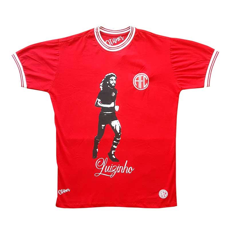 Camisa Retrô Luizinho 9 - América