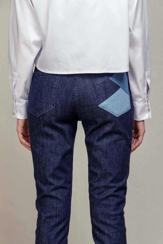 Calça Jeans Mosaico - NEZ
