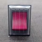 11451 - INTERRUPTOR C/LAMP VERMELHA 10A