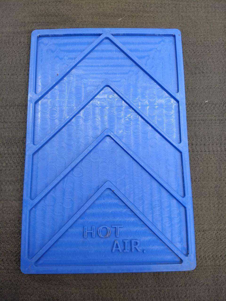 10133 - BASE DE SILICONE 130 X 235