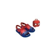 Sandália Infantil Marvel Hero Grendene Kids+ Maleta