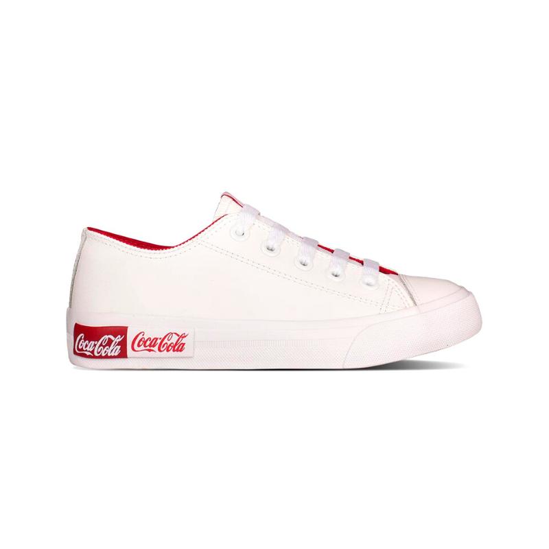 Tênis Coca Cola Blend Leather