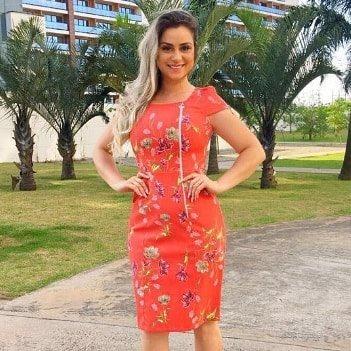 Vestido Júlia Floral
