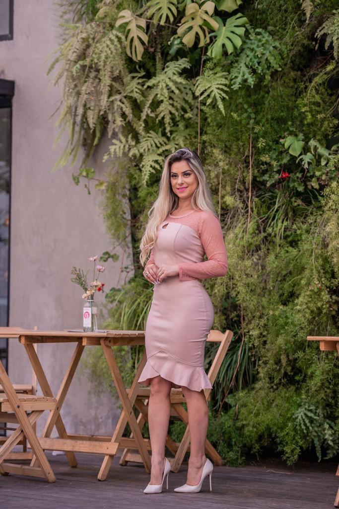 Vestido Rebecca