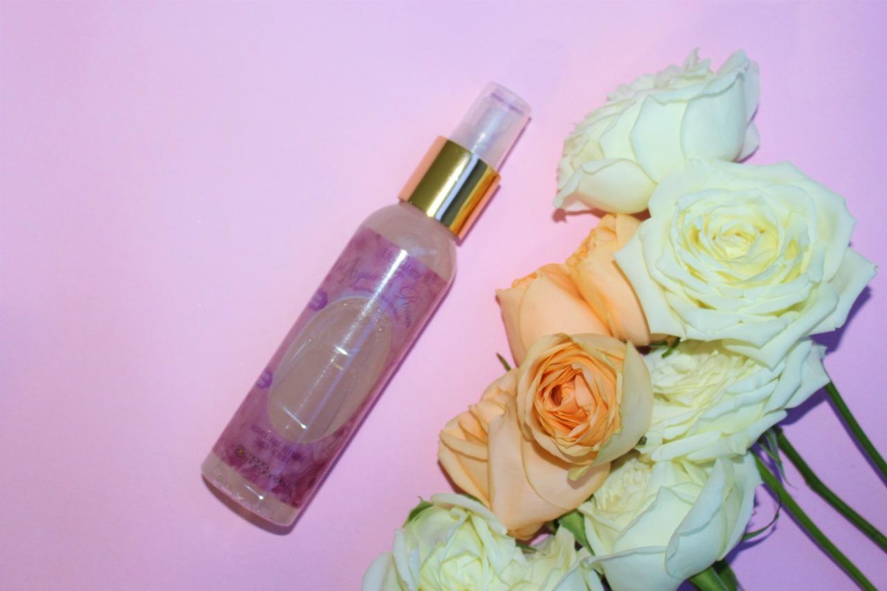 Água de Rosas Efeito Matte