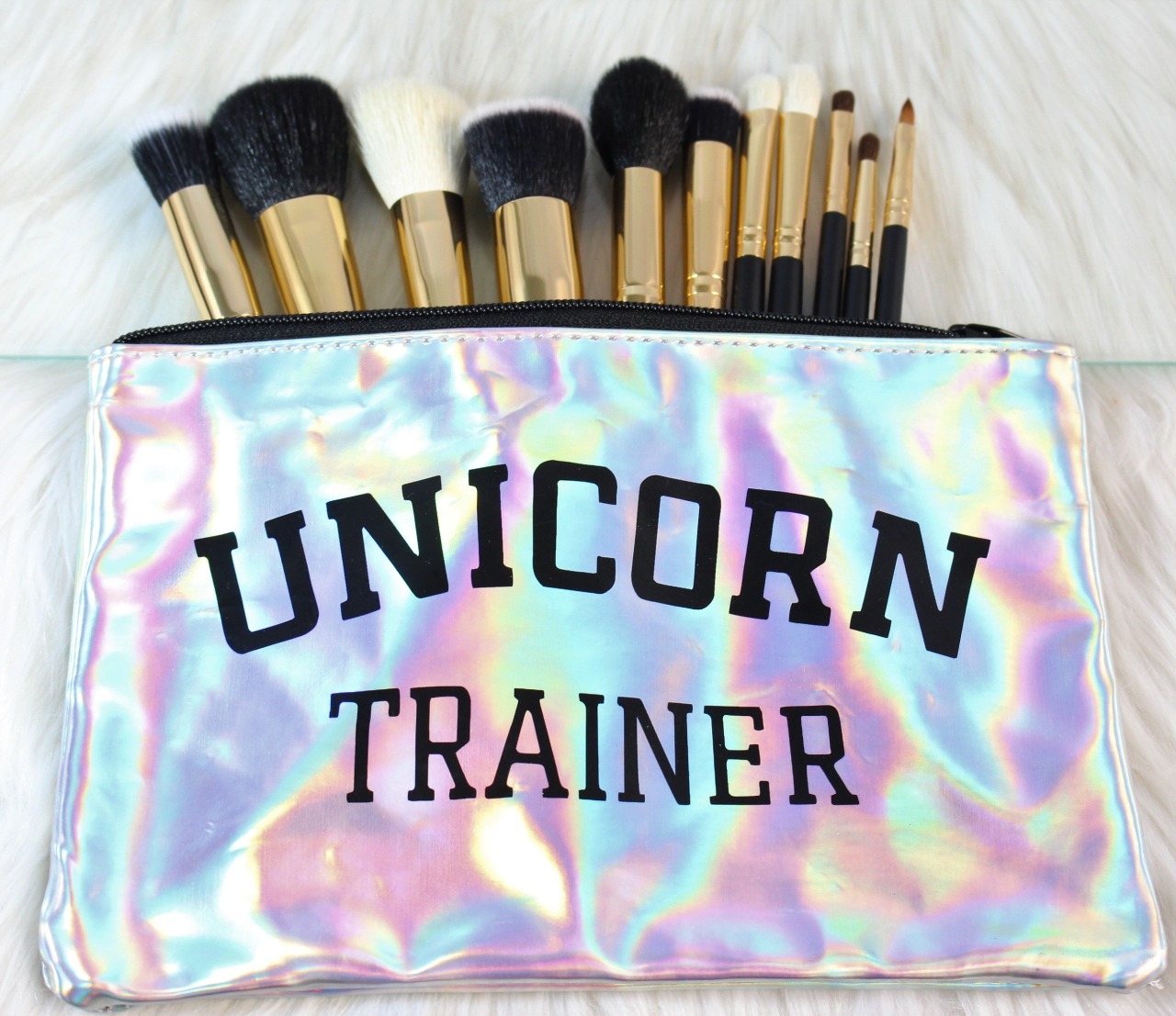 Necessaire Unicorn Collection Trainer