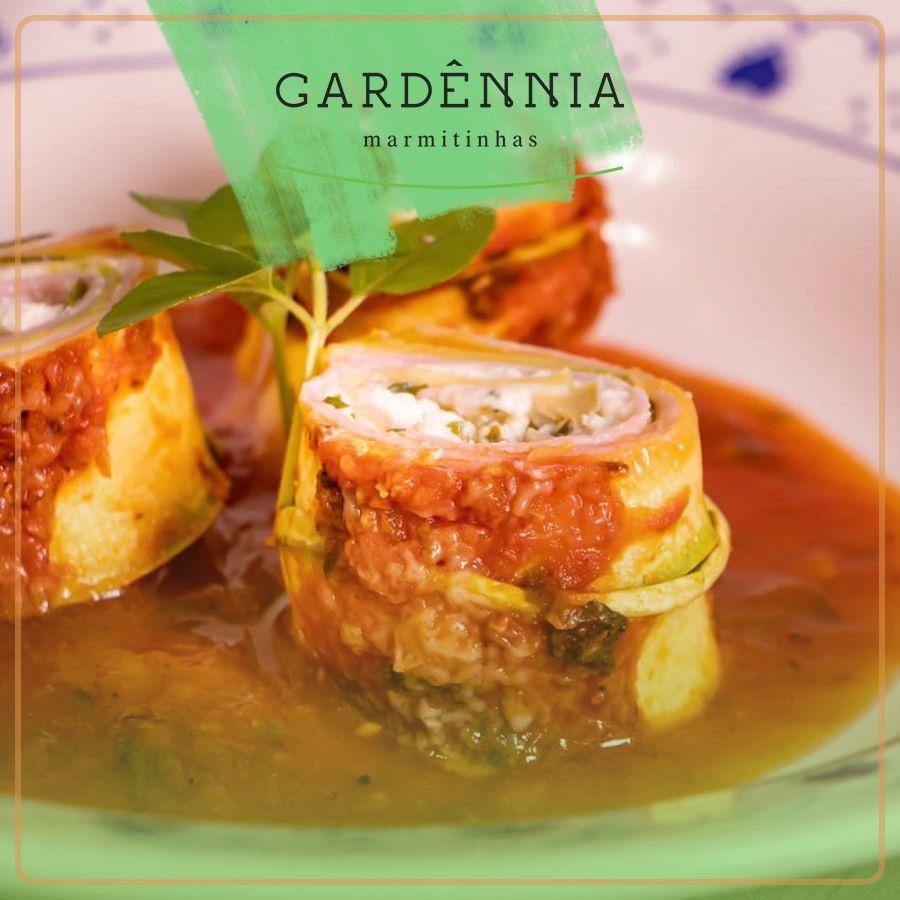 Cannelloni de Abobrinha
