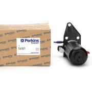 Bomba elétrica Perkins 24 Volts T417677 Várias aplicações inclusive Hyundai R140L