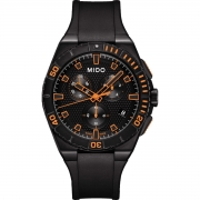RELÓGIO MIDO OCEAN STAR CAPTAIN CHRONOGRAPH QUARTZ M0234173705109