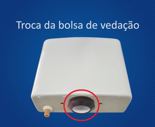BORRACHA VEDAÇÃO CAIXA. ACOPLADA (KS/BVU) ASTRA